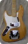 Fender Jazz Bass Left Lefty 1974 Natural