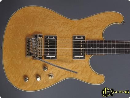 Ibanez Roadstar Ii  Rs 1300 1984 Birdseye Maple / Natural