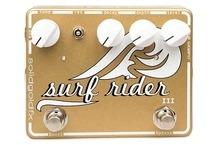 Solid Gold Fx Surf Rider III Reverb Custom Shop Bullion Gold 2016