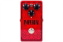 Solid Gold Fx Imperial BC183 Custom Shop Red 2016