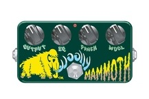 Zvex Woolly Mammoth Bass Fuzz 2016