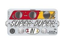 Zvex Super Duper 2 in 1 Vexter 2016