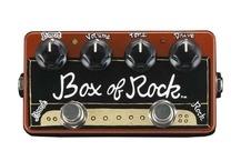 Zvex Box Of Rock Hand Painted 2016