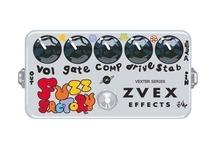 Zvex Fuzz Factory Vexter 2016