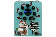 Zvex Fuzz Factory 7 Blue 2016