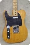 Fender Telecaster Lefty Left 1978 Natural
