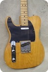 Fender Telecaster Lefty Left 1978 Natural