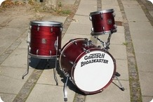 Gretsch-BroadCaster-1999-Rosewood Stain