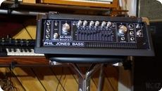 Phil Jones Six Pack Black