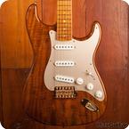 Fender Custom Shop Stratocaster 2016 Natural