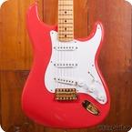 Fender Stratocaster 2016 Fiesta Red