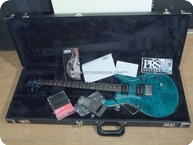 PRS Paul Reed Smith CUSTOM 24 2001 Green