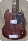 Gibson EB4L EB0 1973 Cherry Red