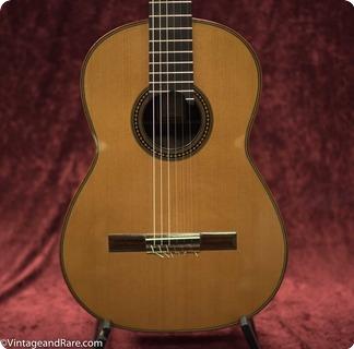 Thomas Fredholm Guitars Classical Guitar 2017