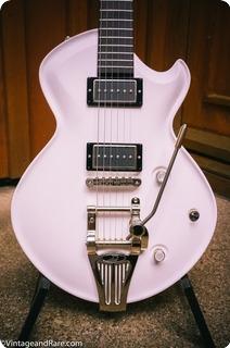 Hans Guitars The Pope