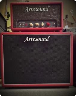 Artesound Amps Testatarossa 18w Head + Casarossa 1x12
