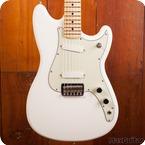 Fender Duo Sonic 2016 White