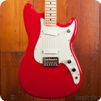 Fender Duo Sonic 2016 Red