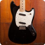 Fender Mustang 2016 Black