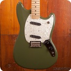 Fender-Mustang-2016-Olive