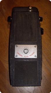 Electro Harmonix Big Muff Crying Tone Pedal Wha 1970