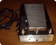 Morley Tel Ray Pro Phaser PFA 1977 Metal Box