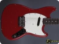 Fender Musicmaster 1965 Dakota Red