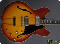 Gibson ES 330 TD wide Neck 1965 Sunburst