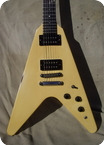 Gibson Flying V 1985 White Creme