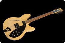 Rickenbacker 330 12 String 1983 Natural