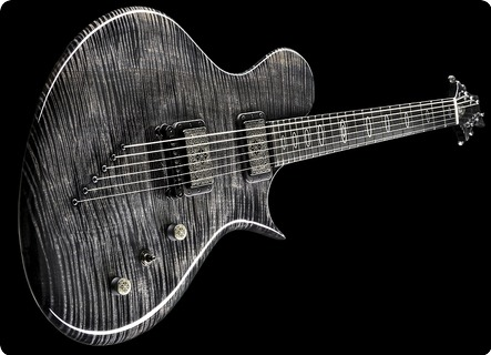 Jens Ritter Instruments Porsch  Black Stain