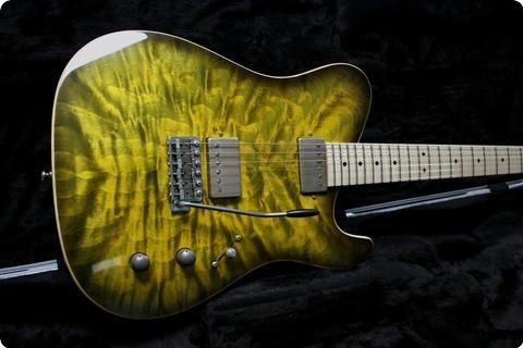 Tausch Guitars 665 De Luxe