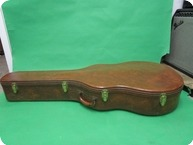 Gibson J 200 Or Super 400 Case 1958 Brown