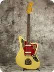 Fender Jaguar 1994 Blonde W. Gold Parts