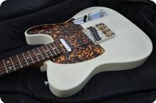 Keller Guitars Mary Kay Telecaster Celluloid Pickguard 2016 Nitro Mary Kay