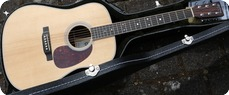 C. F. Martin D35E 50th Anniversary 2016 Natural