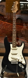 Fender Stratocaster 1991 Black