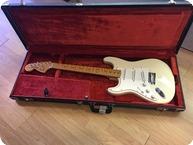 Fender Stratocaster Hendrix Tribute 1997 White