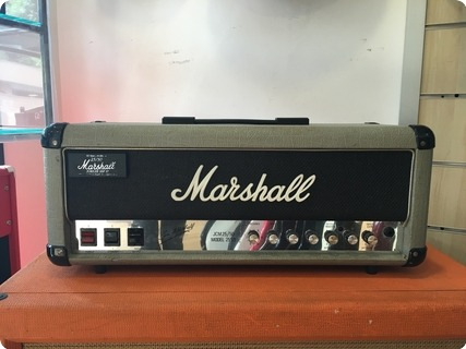 Marshall Silver Jubilee 2550  1987 Silver