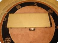 Fender Stratocaster Telecaster Case 1962 Blond Tolex