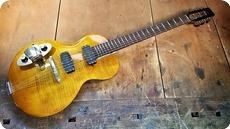 Di Donato Guitars Hasaki 59 2016 Hand Rubbed Finish