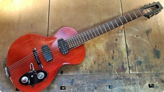 Di Donato Guitars Hasaki Desmo 2016 Rossocorsa Hand Rubbed