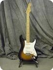 Fender Stratocaster 2007 2 Tone Burst