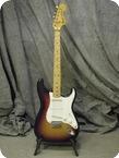 Fender Stratocaster Hardtail Sunburst