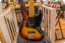 Fender Jazz Bass 1978 Sunburst