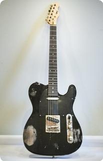 Pd Guitars Tele Relic 2016 Black