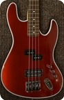 Tribe SF Bass 2016 Red Metallic