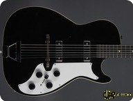 Silvertone Harmony 1420 Stratotone 1962 Black