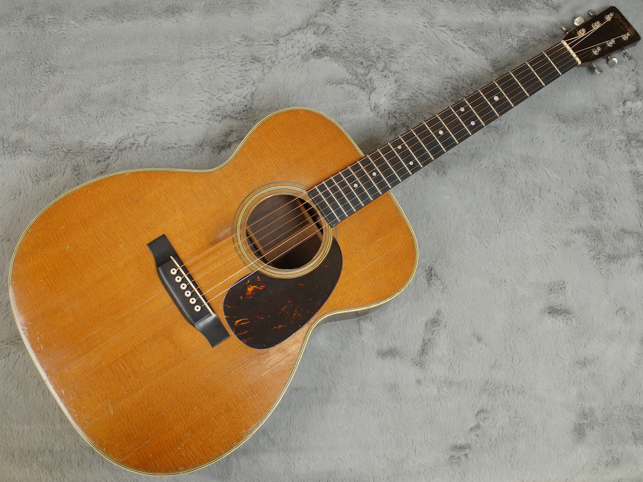 Martin 000 28 1955 Natural Guitar For Sale ATB Guitars