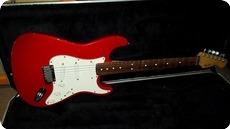 Fender Stratocaster Plus 1989 Candy Apple Red